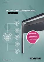 Smart Home Solutions for garage doors