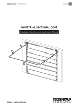 Installation Manual industrial sectional doors