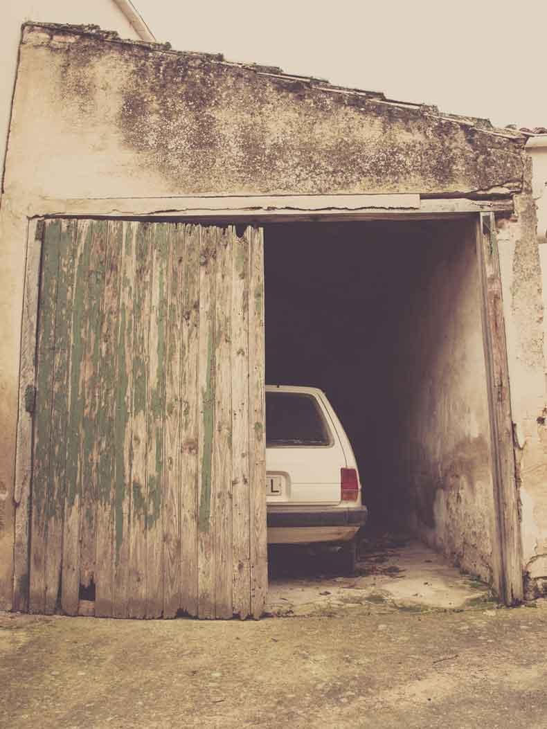 Extrem Wie renoviert man eine Garage? / Post SF98
