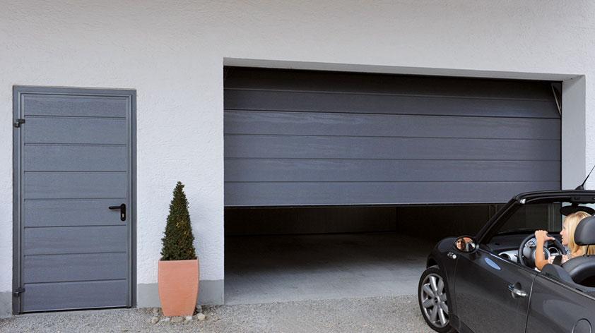 Berühmt Welcher Zugang zur Garage soll es sein / Post SC09