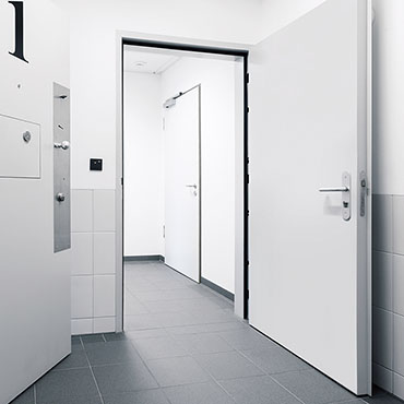 Relativ Keller-Sicherheitstür | Kellertür | Teckentrup VA41