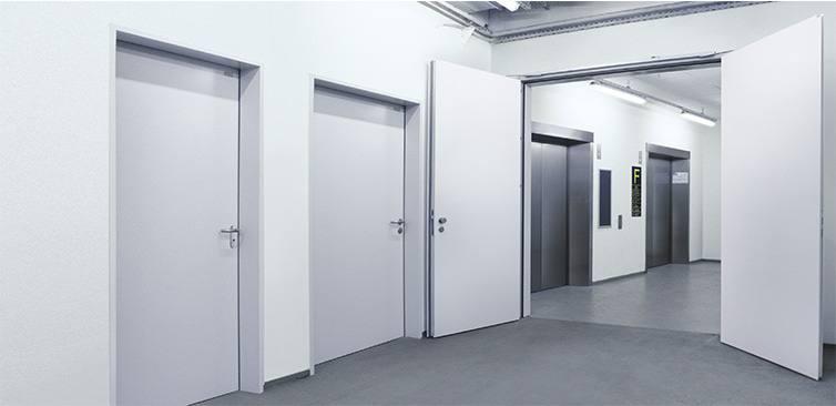 Sicherheitstüren  Sicherheitstüren RC1 bis RC6 | Teckentrup