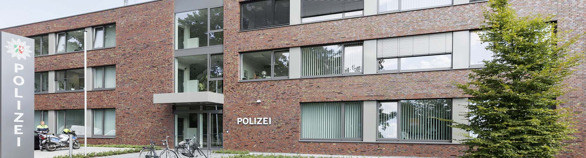 Polizeistation Ahaus