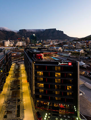 Hotel Radisson Red Capetown